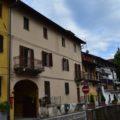 CASTELLETTO C. Casa con giardino