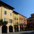 BIELLA Piazzo, Alloggio con cortile
