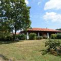 ZUBIENA, Villa con giardino