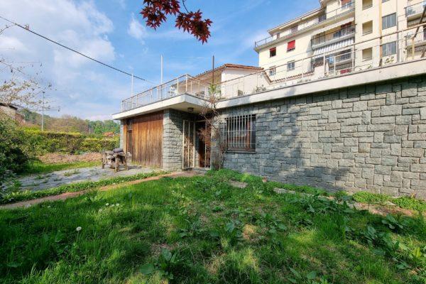 VIGLIANO B.SE - Villa Bifamiliare con giardino