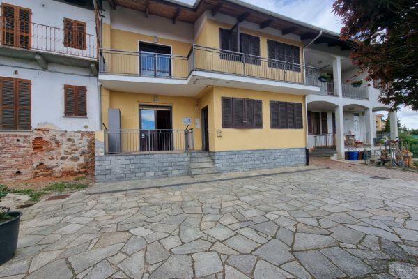 TERNENGO - Casa Bifamiliare